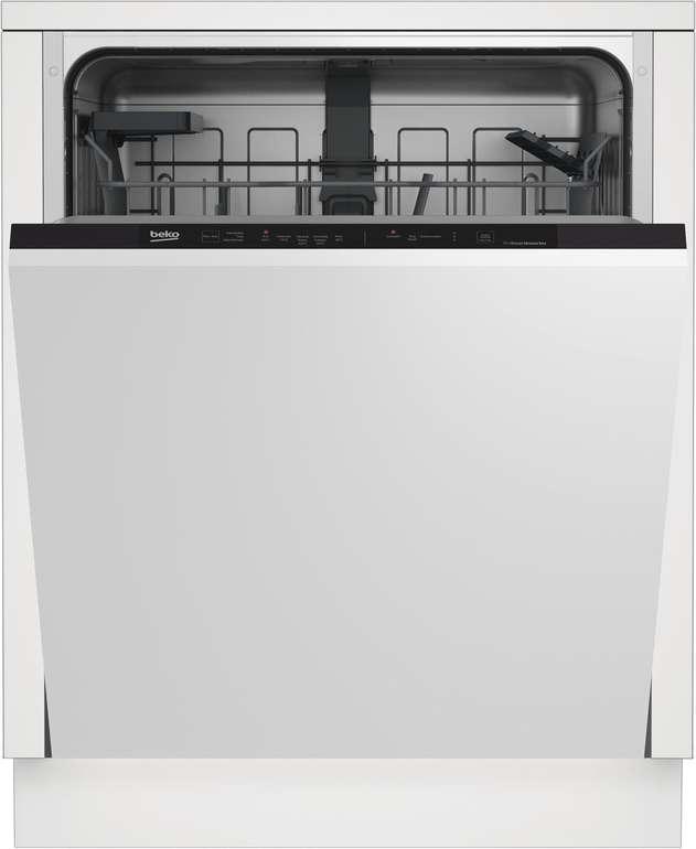 Beko DIN15421 Vollintegrierbarer Geschirrspüler mit A++ für 367,62€ (statt 408€)