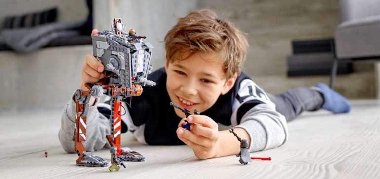 Header Lego