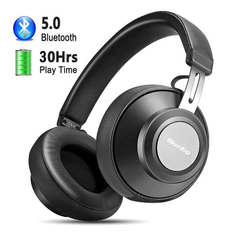Yinsan Bluetooth Over Ear Kopfhörer mit Noise Cancelling für 18,99€ (statt 39€)