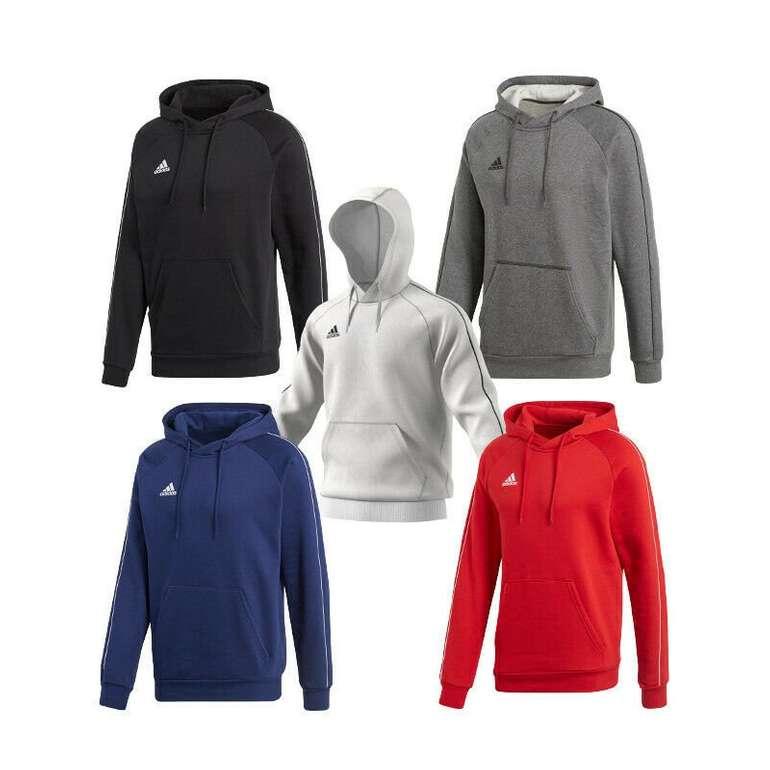 Adidas Performance Core 18 Kapuzenpullover (verschiedene Farben) für je 19,96€ inkl. Versand