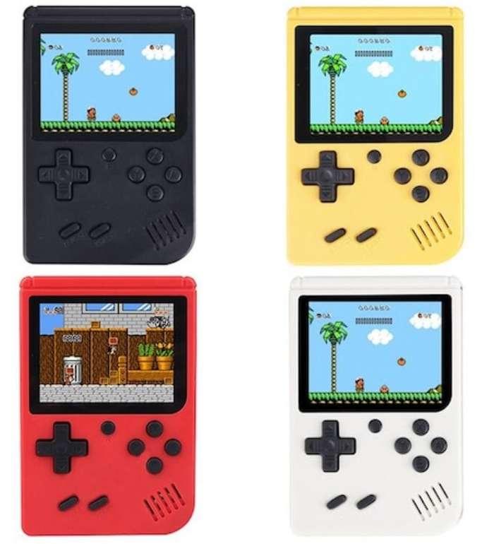 "Ragebee 500in1 Handheld (Spielekonsole) mit 3"" Zoll TFT Display & 850 mAh Akku für 14,90€ inkl. Versand"