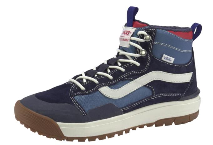 "Vans Sneaker ""UltraRange EXO Hi MTE"" in Blau/Schwarz für 59,99€ inkl. Versand (statt 107€) - Neukunden"
