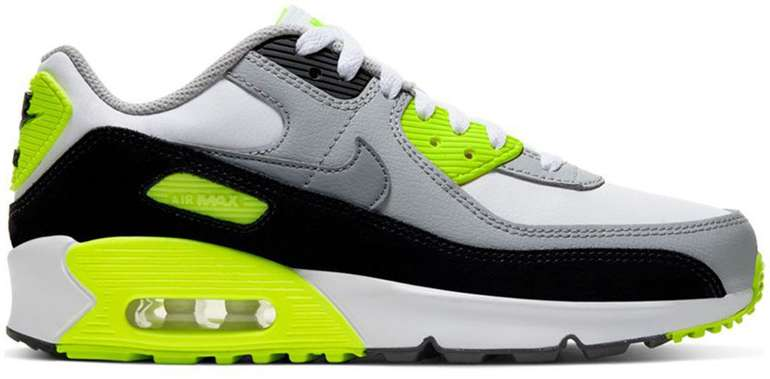 Nike Air Max 90 LTR Kinder Sneaker (Gr. 36 - 40) für 70€ (statt 80€)