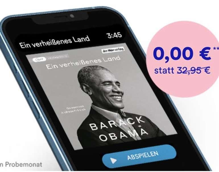 Thalia: Das Hörbuch-Download-Abo 90 Tage lang gratis testen