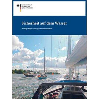 Sicherheit auf dem Wasser - Kostenlose Broschüre