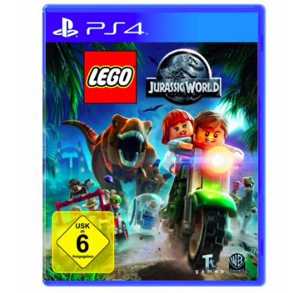 LEGO Jurassic World [PS4] für nur 13,79€ inkl. Versand (sonst 17€)