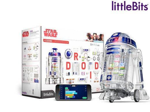 LittleBits Droiden Erfinder-Kit für 55,90€ inkl. Versand