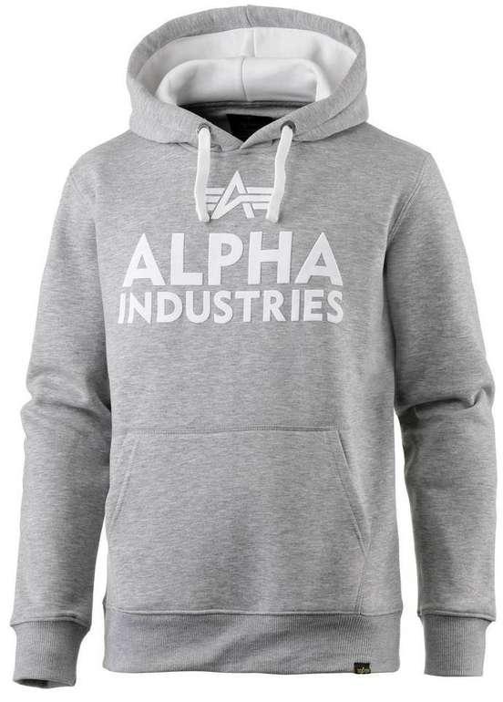 Alpha Industries Foam Print Herren Hoodie für 38,17€ inkl. Versand