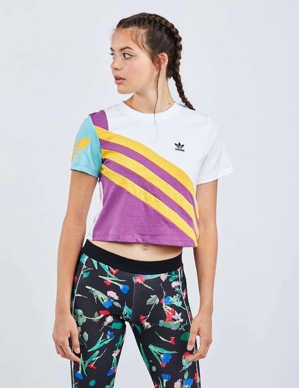 Adidas Damen T-Shirt 'Trefoil Plus' für 14,99€ inkl. Versand (statt 19€)