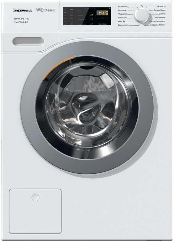 Miele WDB 330 WPS SpeedCare Waschmaschine (7kg, 1400 U/Min, A+++) für 799€ (statt 889€)