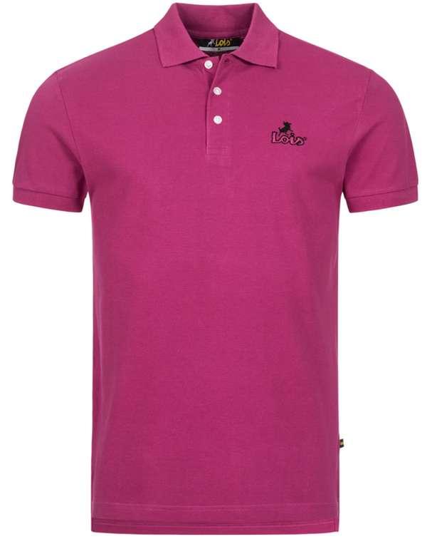 Lois Jeans Herren Polo-Shirt (vers. Farben) ab 8,42€ inkl. Versand (statt 30€)