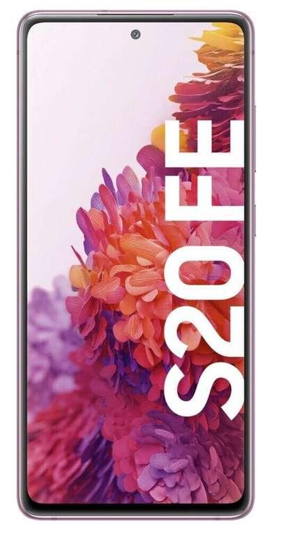 Samsung Galaxy S20 FE mit 128 GB LTE (49€) + Otelo Allnet-Flat Classic mit 15 GB für 19,99€mtl.