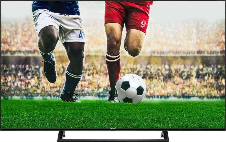 Hisense 55AE7200F 55 Zoll UHD LED Fernseher (Smart TV) für 389,70€ inkl. Versand (statt 449€)