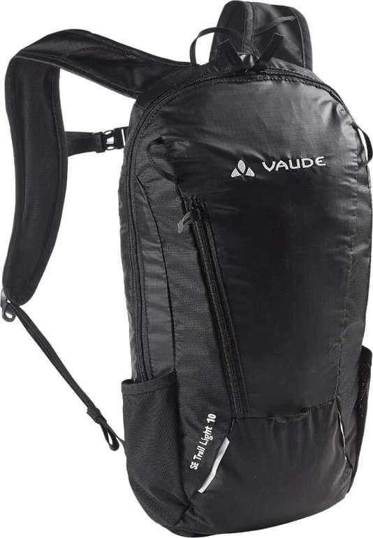 Vaude SE Trail Light 10 R Radrucksack in Schwarz für 44,95€ inkl. Versand (statt 64€)