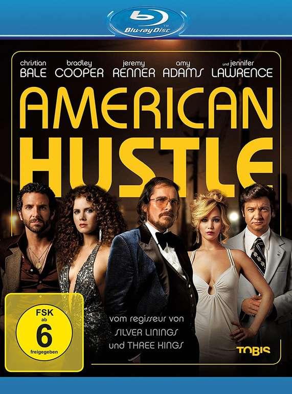 American Hustle (Blu-ray) für 3,54€ inkl. Versand (statt 9€)