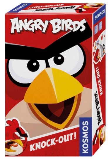 Kosmos Angry Birds – Knock-Out! Mitbringspiel für 5€ inkl. Versand