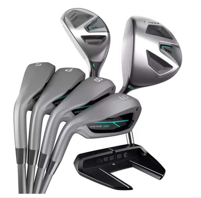 Golfschläger Set 500 LH Größe 1 Low-Speed für Damen für 53,98€ inkl. Versand (statt 100€)
