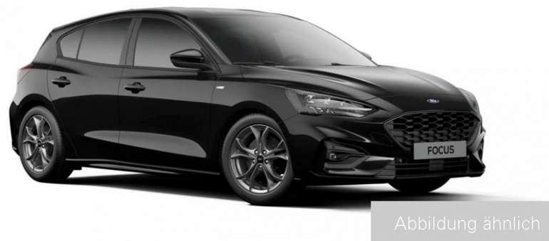 Privat- und Gewerbleasing: Ford Focus mit 182 PS für 195€ mtl. (LF: 0.56, Überführung: 599€)