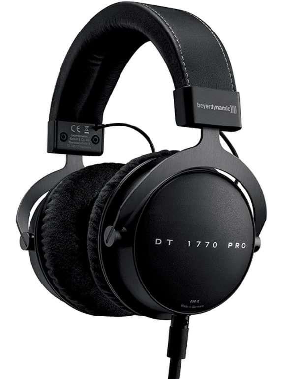 Beyerdynamic DT 1770 PRO Over-Ear-Studiokopfhörer in schwarz für 337,43€ inkl. Versand (statt 430€)
