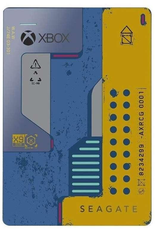 Seagate Game Drive für Xbox - USB Festplatte mit 2TB für 62,99€ inkl. Versand (statt 72€)
