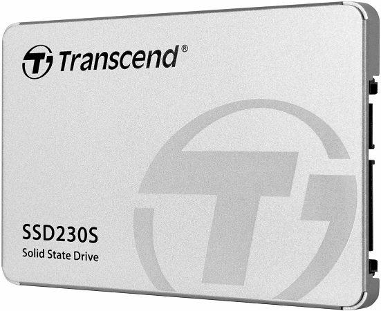 "Transcend SSD230S interne 2.5"" 1TB SSD mit Aluminiumgehäuse für 94,90€"
