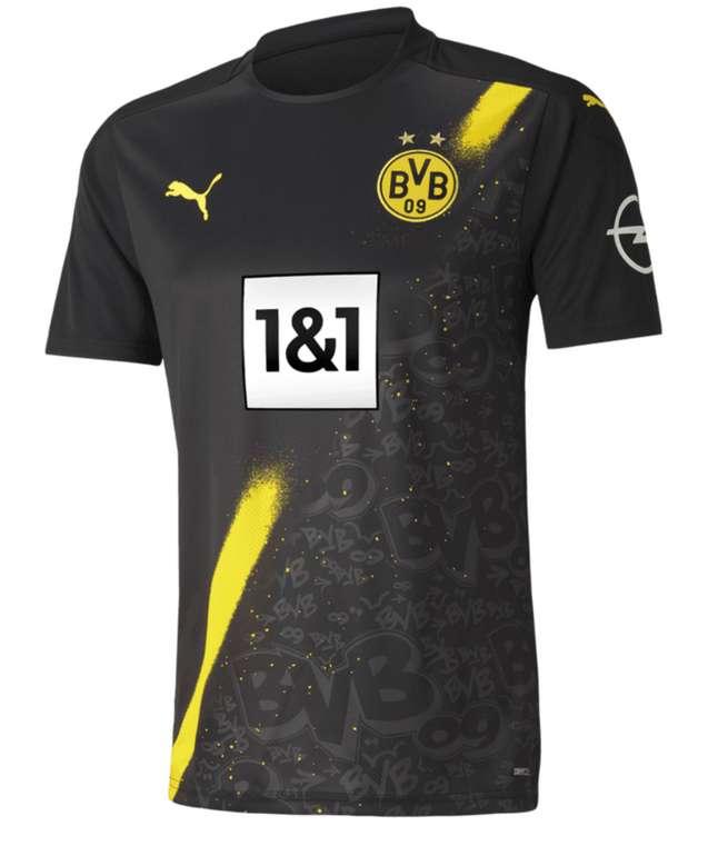 Puma Borussia Dortmund Herren Auswärts Trikot 2020/21 für 62,98€ inkl. Versand (statt 86€)