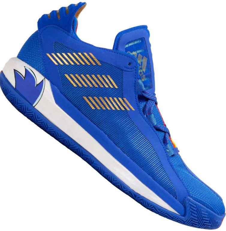 adidas Dame 6 GCA Basketball Schuhe für 49,94€inkl. Versand (statt 100€)