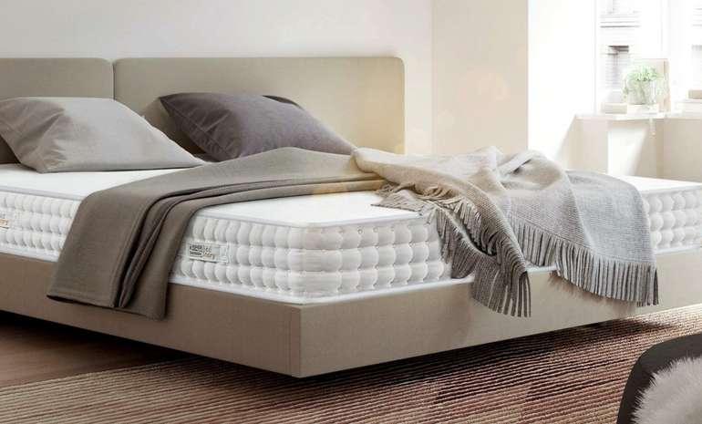 2 BedStory Produkte günstiger dank Gutscheincode: z.B Kaltschaummatratze (140 x 200 cm) für 60,80€