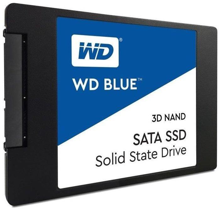 Western Digital (WD) Blue 3D NAND SATA SSD mit 4TB für 350,02€ inkl. Versand (statt 404€)