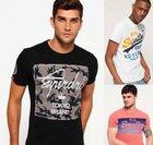 Superdry Herren T-Shirts von XS bis L für 12,95€ inkl. Versand