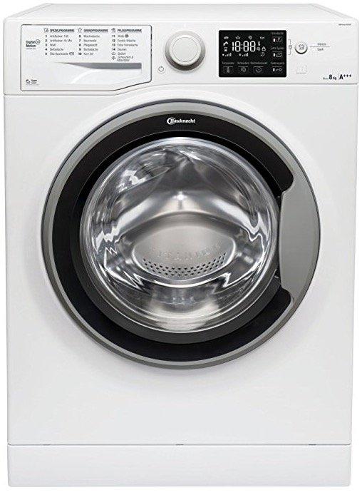 Bauknecht WM Sense 8G42PS Waschmaschine mit 8kg Trommel für 384€ inkl. Versand