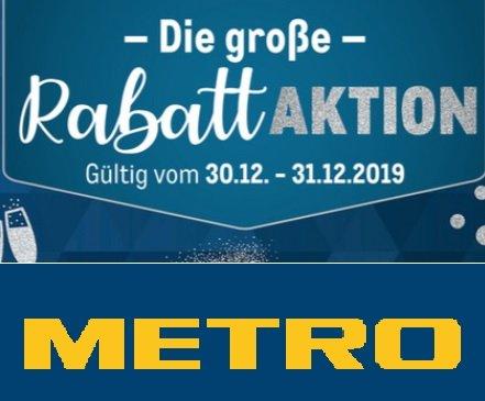 Metro Rabattaktion 19% Rabatt auf einen Artikel z.B. Apple iPhone 8 für 426,99€ (statt 500€)