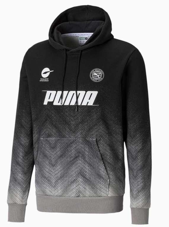 Puma XBU Neon Allover-Print Graphic Herren Hoodie für 34,08€ (statt 75€)