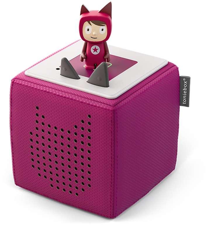 Toniebox Starterset + Kreativ Tonie - Hörspielbox für Kids je nur 64,94€ (statt 80€)