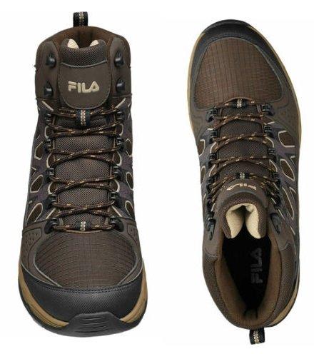 Fila Trekking Boots in Brau 2