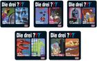 Die drei Fragezeichen - Steelbook-Set (1, 2, 3, 4 & 5/ Folge 1 - 10) für 33,98€
