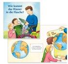 """Gratisartikel: Pixi-Buch """"Wie kommt das Wasser in die Flasche?"""""""