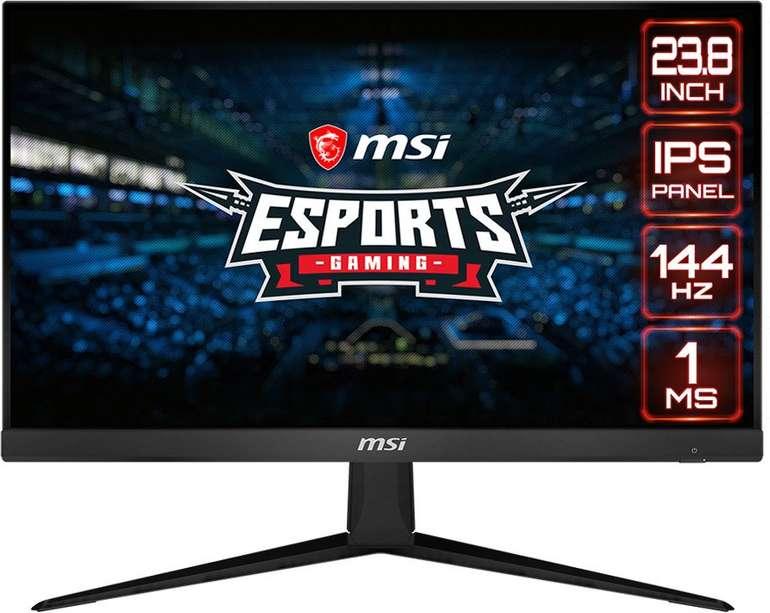"MSI Optix G241 - 23,8"" Gaming Monitor mit 1 ms & AMD FreeSync für 174,99€"