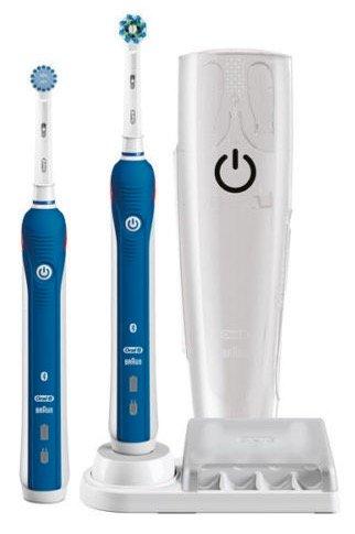 Oral-B Smart Series 4900 elektrische Zahnbürste + 2. Handteil nur 80,91€