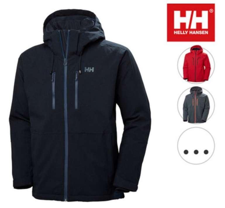 Helly Hansen Juniper 3.0 wasserdichte Ski- und Winter-Herrenjacke für 165,90€ inkl. Versand (statt 244€)