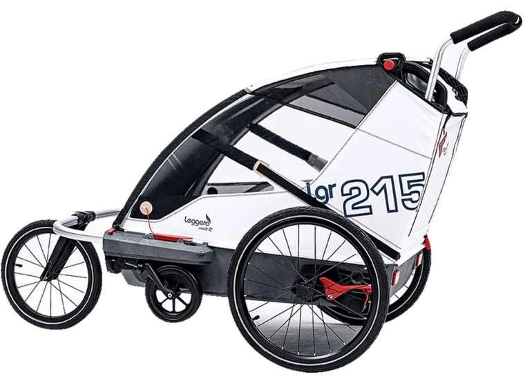 Leggero Vento R Sail Active Fahrradanhänger für 599,99€ inkl. Versand (statt 699€)
