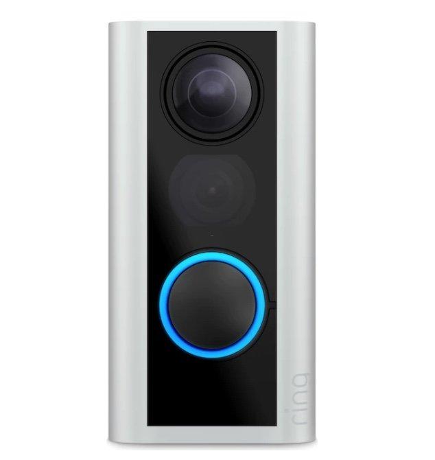 Ring Video Doorbell Pro 2 - Türsprechanlage mit WLAN für 179€ inkl. Versand (statt 200€)