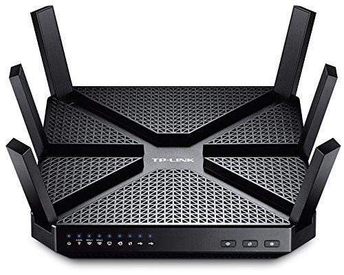 TP-Link Archer C3200 Wireless Tri-Band Gigabit Router für 117,90€ (statt 165€)