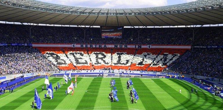 Hertha BSC Heimspiele