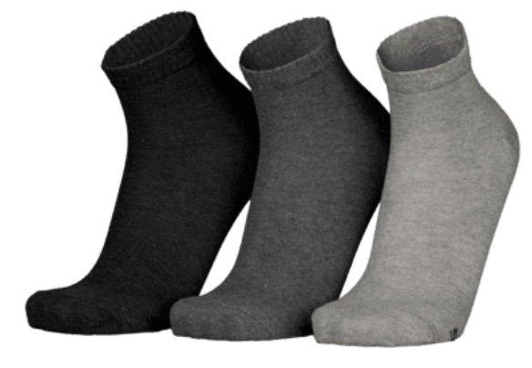 24 Paar Skechers Socken Quarter Men Basic (frei zusammenstellbar) für 26,99€inkl. Versand (statt 48€)