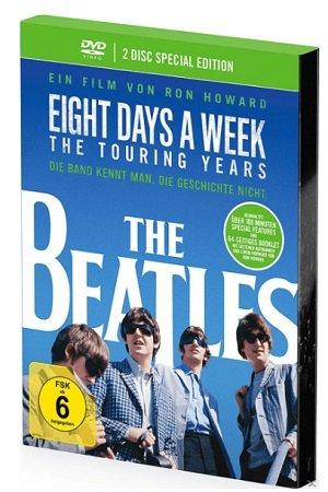 The Beatles - Eight Days a Week DVD für 5€ inkl. VSK (statt 8,79€)