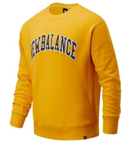 New Balance Freizeitpullover Athletics Varsity Pack Crew in 3 Farben für 39,95€ inkl. Versand (statt 52€)