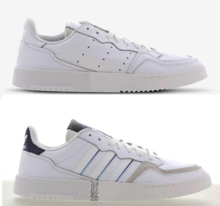 adidas Originals Supercourt Herren Schuhe in 2 Colourways für 49,99€ inkl. Versand (statt 60€)