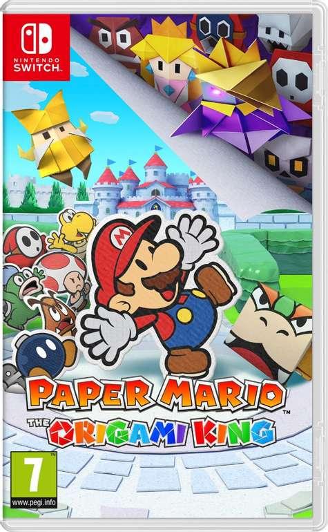 Paper Mario: The Origami King (Nintendo Switch) für 39,99€ inkl. Versand (statt 45€)