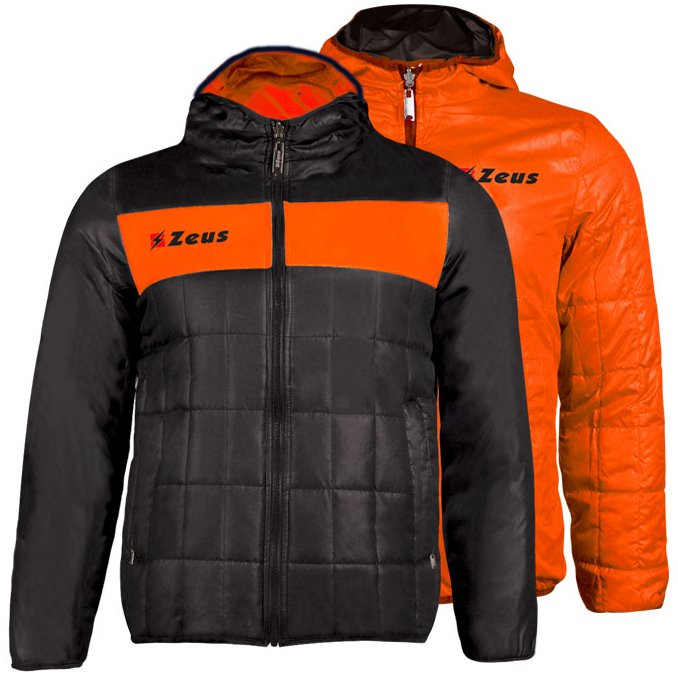 Zeus Giubbotto Apollo 2in1 Herren Wendejacke in Orange & Rosa für je 23,95€ inkl. Versand (statt 40€)